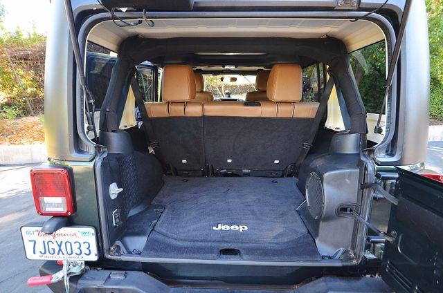 2011 Jeep Wrangler Unlimited Rubicon Reseda, CA 45