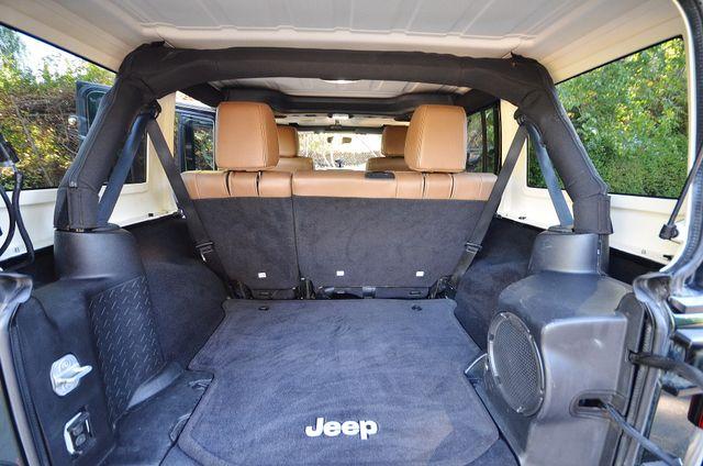 2011 Jeep Wrangler Unlimited Rubicon Reseda, CA 8