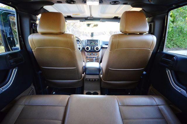 2011 Jeep Wrangler Unlimited Rubicon Reseda, CA 48