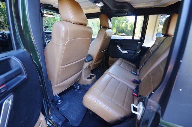 2011 Jeep Wrangler Unlimited Rubicon Reseda, CA 17