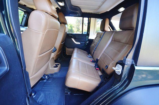 2011 Jeep Wrangler Unlimited Rubicon Reseda, CA 18