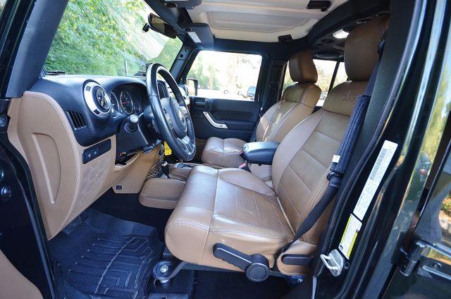 2011 Jeep Wrangler Unlimited Rubicon Reseda, CA 53