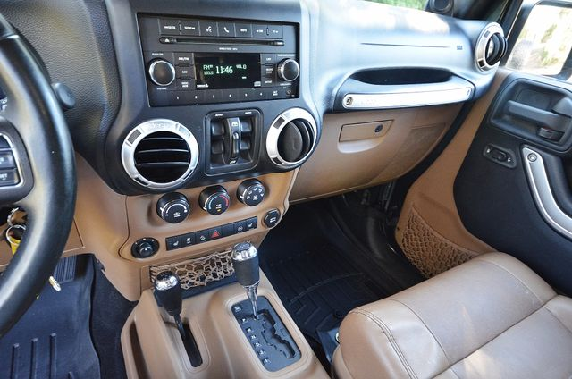 2011 Jeep Wrangler Unlimited Rubicon Reseda, CA 14