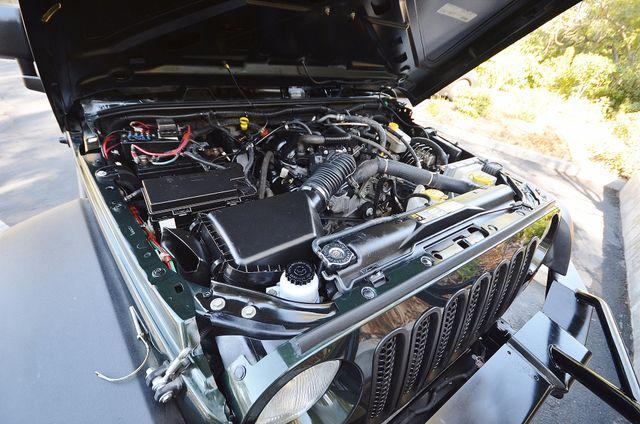 2011 Jeep Wrangler Unlimited Rubicon Reseda, CA 59