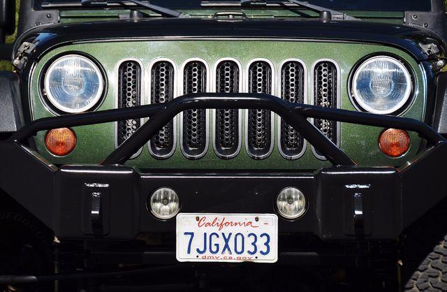 2011 Jeep Wrangler Unlimited Rubicon Reseda, CA 6