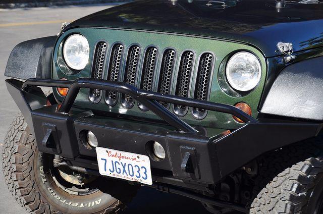 2011 Jeep Wrangler Unlimited Rubicon Reseda, CA 28