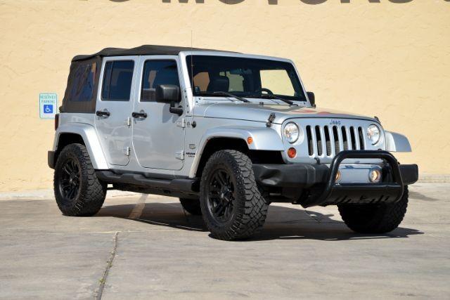 2011 Jeep Wrangler Unlimited 70th Anniversary San Antonio , Texas 0
