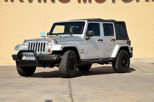 2011 Jeep Wrangler Unlimited 70th Anniversary San Antonio , Texas 1