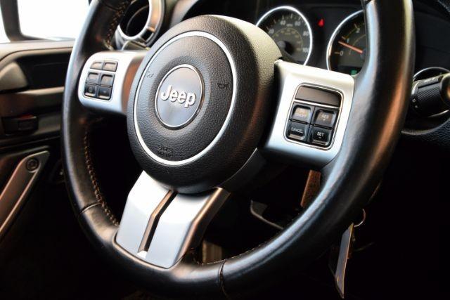 2011 Jeep Wrangler Unlimited 70th Anniversary San Antonio , Texas 12