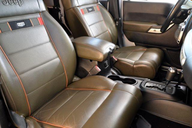 2011 Jeep Wrangler Unlimited 70th Anniversary San Antonio , Texas 16
