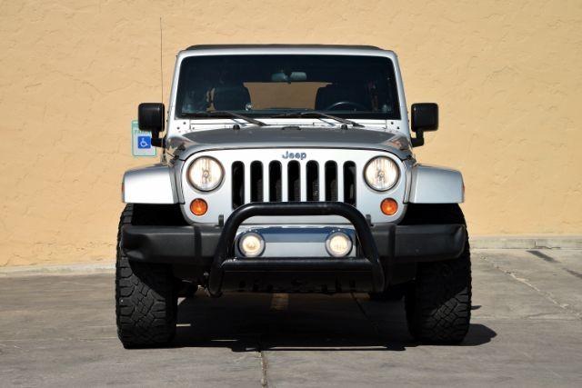2011 Jeep Wrangler Unlimited 70th Anniversary San Antonio , Texas 3