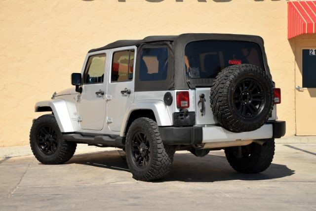 2011 Jeep Wrangler Unlimited 70th Anniversary San Antonio , Texas 7