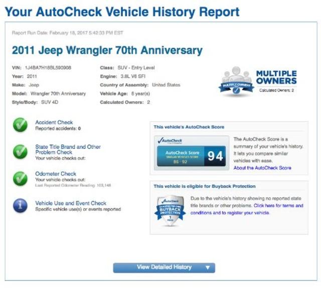 2011 Jeep Wrangler Unlimited 70th Anniversary San Antonio , Texas 9