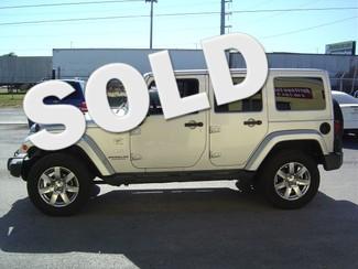 2011 Jeep Wrangler Unlimited 70th Anniversary San Antonio, Texas