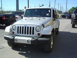 2011 Jeep Wrangler Unlimited 70th Anniversary San Antonio, Texas 1
