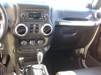 2011 Jeep Wrangler Unlimited 70th Anniversary San Antonio, Texas 10