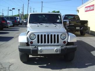 2011 Jeep Wrangler Unlimited 70th Anniversary San Antonio, Texas 2