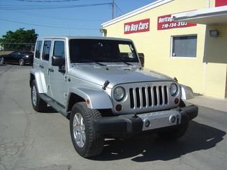 2011 Jeep Wrangler Unlimited 70th Anniversary San Antonio, Texas 3