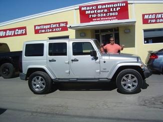 2011 Jeep Wrangler Unlimited 70th Anniversary San Antonio, Texas 4