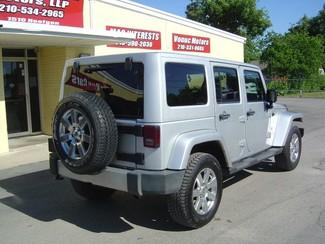 2011 Jeep Wrangler Unlimited 70th Anniversary San Antonio, Texas 5