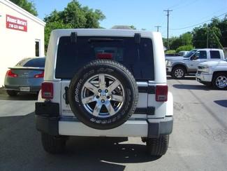 2011 Jeep Wrangler Unlimited 70th Anniversary San Antonio, Texas 6