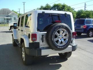 2011 Jeep Wrangler Unlimited 70th Anniversary San Antonio, Texas 7