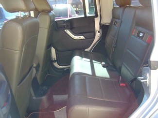 2011 Jeep Wrangler Unlimited 70th Anniversary San Antonio, Texas 9