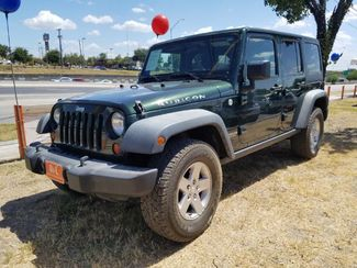 2011 Jeep Wrangler Unlimited Rubicon San Antonio, TX