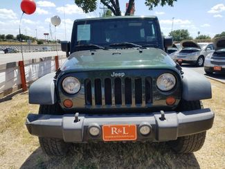 2011 Jeep Wrangler Unlimited Rubicon San Antonio, TX 2