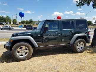 2011 Jeep Wrangler Unlimited Rubicon San Antonio, TX 9