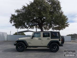 2011 Jeep Wrangler Unlimited in San Antonio Texas