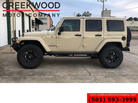 2011 Jeep Wrangler Unlimited Sahara 4x4 Auto Hardtop Nav Leather Lifted Extras in Searcy, AR