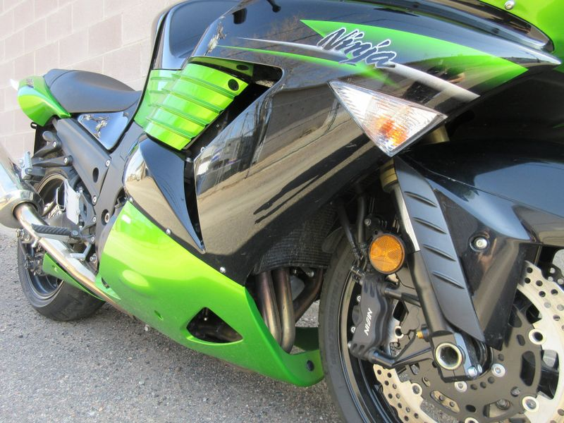 2011 Kawasaki Ninja ZX-14  Fultons Used Cars Inc  in , Colorado