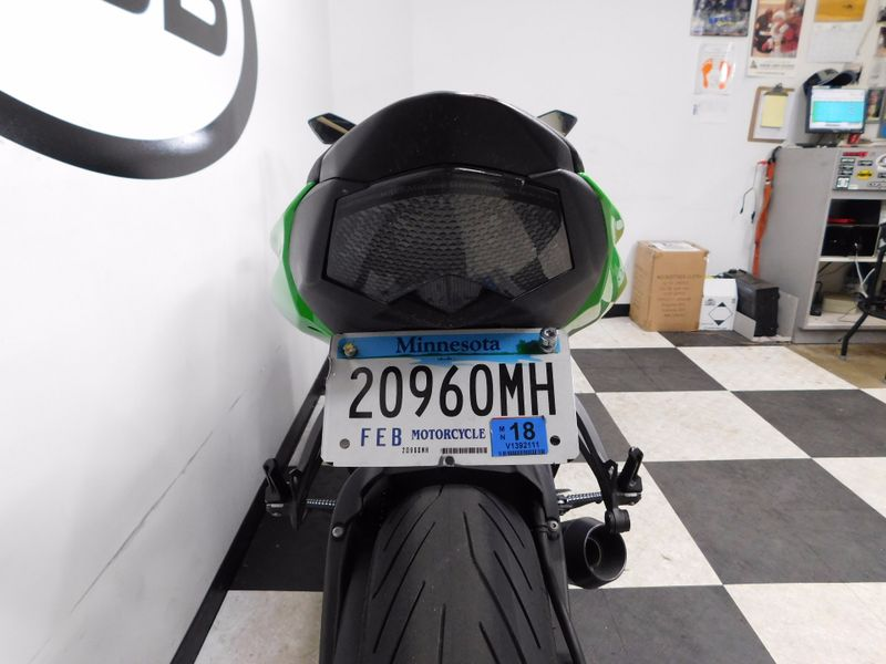 2011 Kawasaki Ninja ZX6R  in Eden Prairie, Minnesota