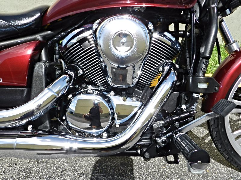 2011 Kawasaki Vulcan 900 Custom  city Florida  MC Cycles  in Hollywood, Florida