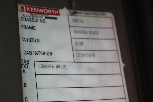 2011 Kenworth T660  AEROCAB Mooresville , NC 49