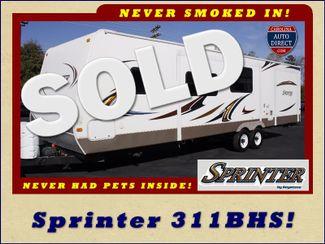 2011 Keystone Sprinter 311BHS Mooresville , NC