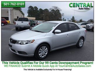 2011 Kia Forte LX | Hot Springs, AR | Central Auto Sales in Hot Springs AR