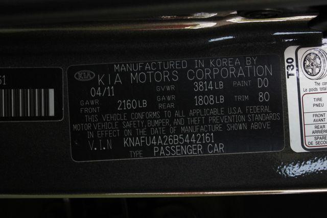 2011 Kia Forte EX FWD - BRAND NEW TIRES! Mooresville , NC 37