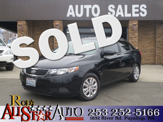 2011 Kia Forte EX The CARFAX Buy Back Guarantee that comes with this vehicle means that you can bu