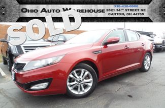 2011 Kia Optima EX Leather Clean Carfax We Finance | Canton, Ohio | Ohio Auto Warehouse LLC in  Ohio