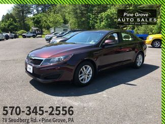 2011 Kia Optima LX | Pine Grove, PA | Pine Grove Auto Sales in Pine Grove