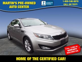 2011 Kia Optima EX | Whitman, Massachusetts | Martin's Pre-Owned-[ 2 ]