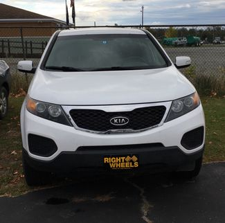 2011 Kia Sorento LX  city Vermont  Right Wheels LLC  in Derby, Vermont
