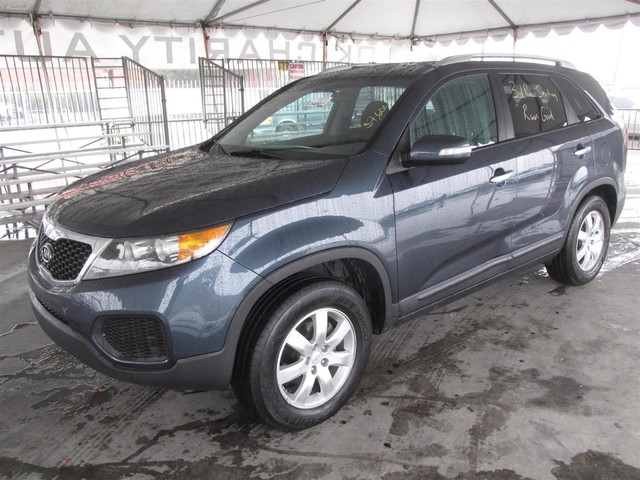 2011 Kia Sorento LX This particular Vehicle comes with 3rd Row Seat Please call or e-mail to chec