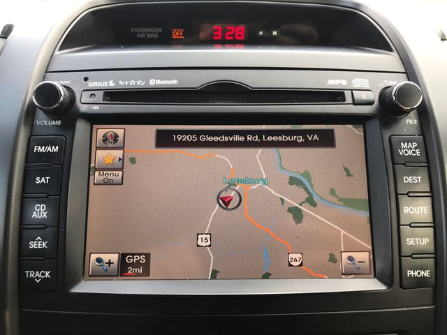 2011 Kia Sorento SX 4X4 NAVIGATION/LEATHER Leesburg, Virginia 28