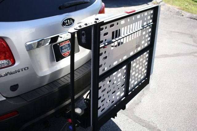 2011 Kia Sorento EX with Removable Wheelchair Lift Mooresville , NC 10
