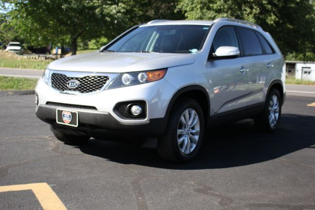 2011 Kia Sorento EX with Removable Wheelchair Lift Mooresville , NC 3