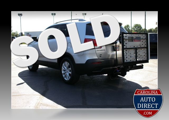 2011 Kia Sorento EX with Removable Wheelchair Lift Mooresville , NC 0