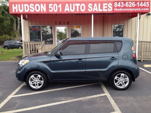 2011 Kia Soul + | Myrtle Beach, South Carolina | Hudson Auto Sales in Myrtle Beach South Carolina
